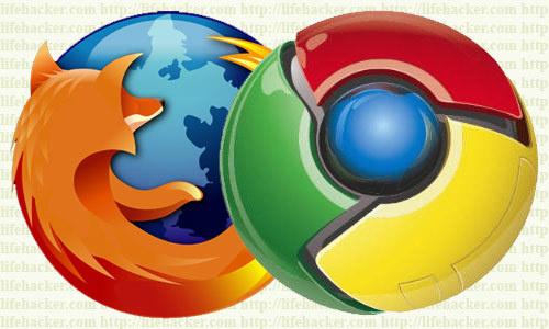 Firefox 10 y Google Chrome 17: Frente a frente