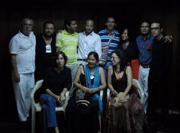 Festival Internacional de Poesía de Cali.