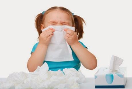 5 Tindakan Pencegahan Agar Bayi Tidak Tertular Flu