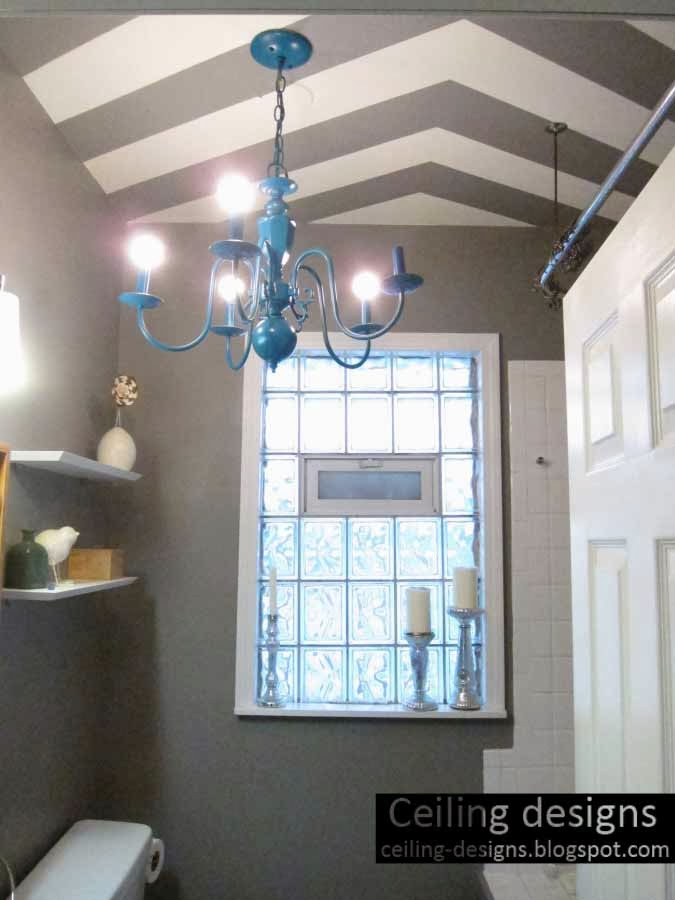 Bathroom ceiling ideas designs classifications for Bathroom designs paint