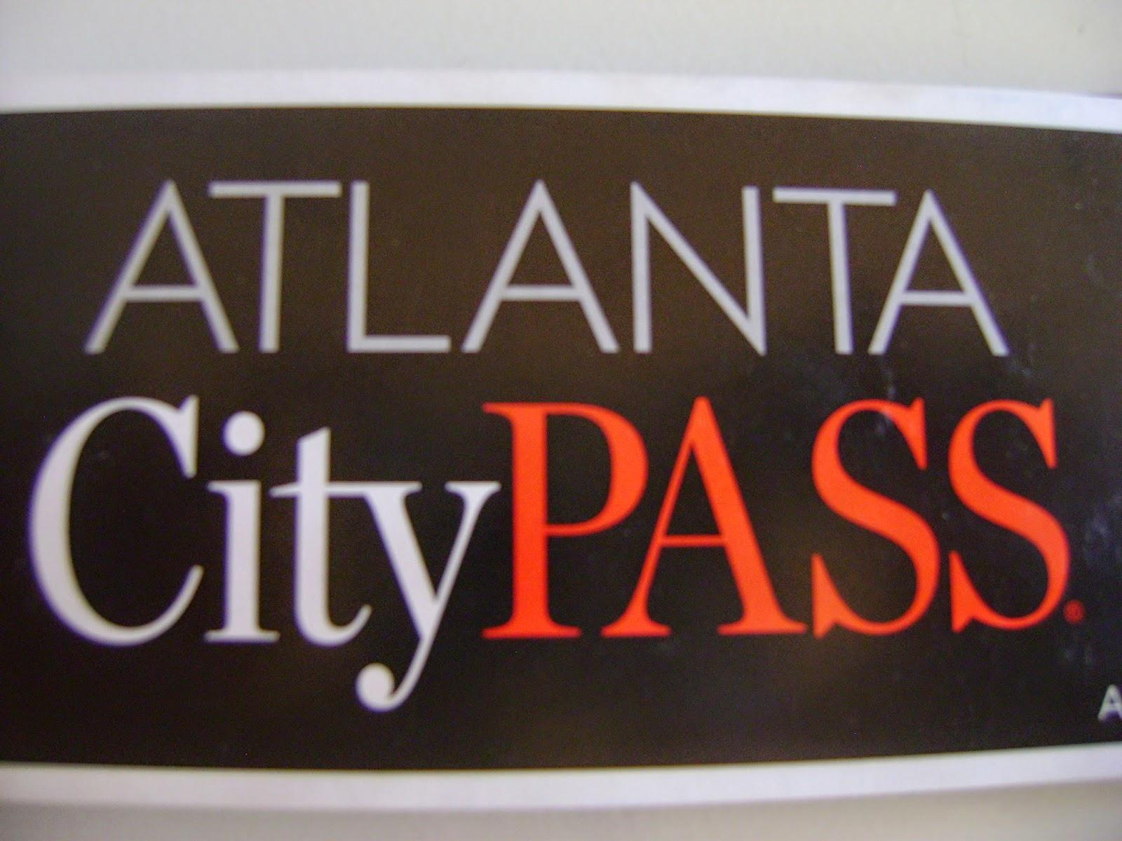 City Pass Atlanta