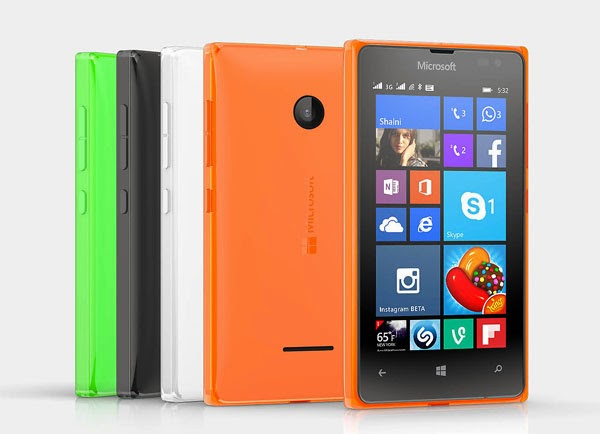 Microsoft's Lumia 532 Dual SIM with 4-inch screen launched in India at ₹6499