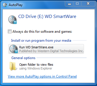 how to access inaccessible drive