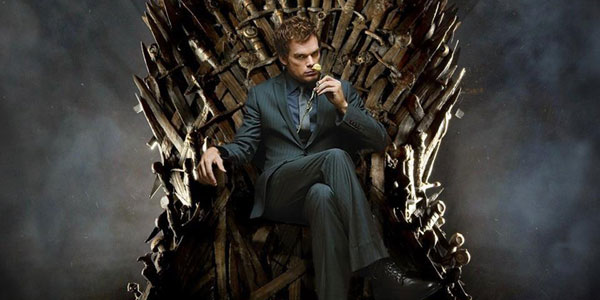 Dexter tops Game of Thrones