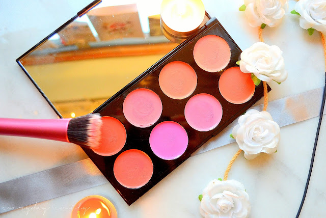 Makeup Revolution Blush & Contour palette All about Cream Makeup Revolution Blush & Contour palette All about Cream