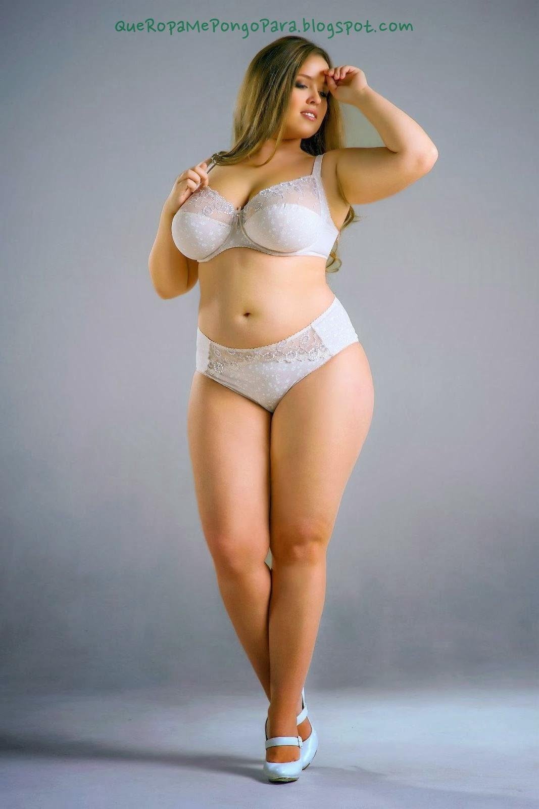 Киски полных голых девочек