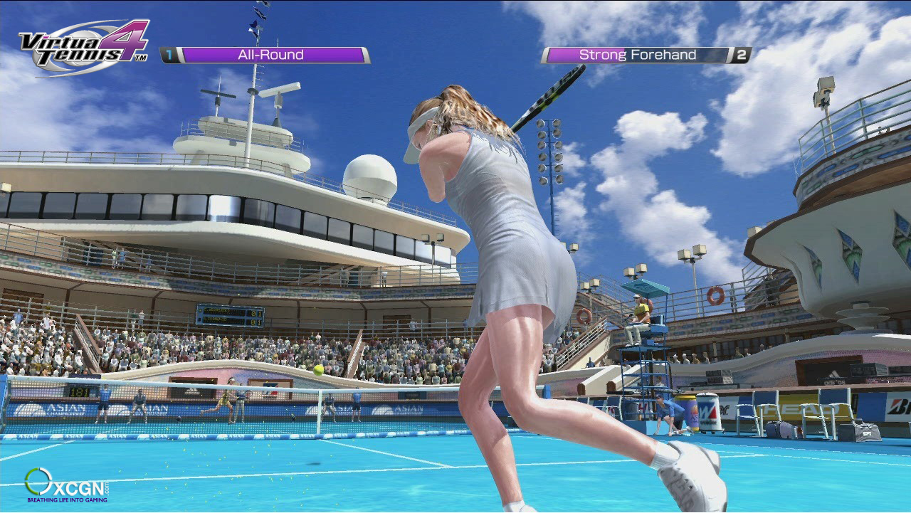virtua tennis 4 screenshots oxcgn 27 Virtua Tennis 4 SKIDROW Free Download