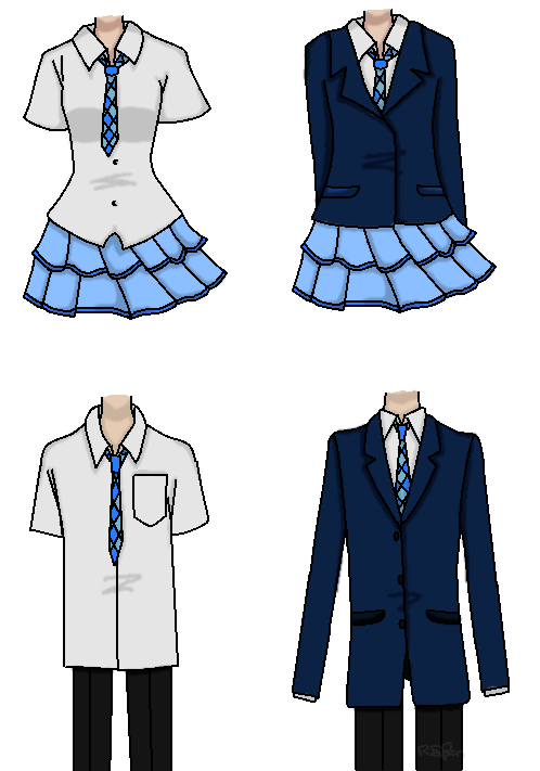the importance of school uniforms and a comparison to not having school uniforms