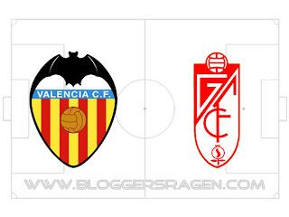 Prediksi Pertandingan Valencia vs Granada