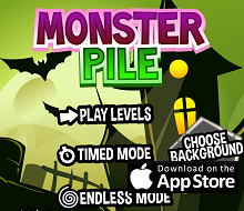 iOS Game of the Week - Monster Pile