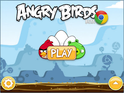 Angry Birds Chrome