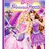 ¡DVD de Barbie en la princesa y la estrella del pop!