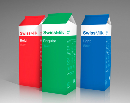 Milk Packaging Design Inspiration