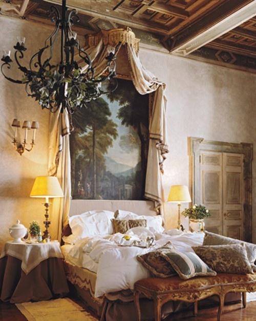. Eye For Design  Decorating Your Bedroom        Boudoir Style