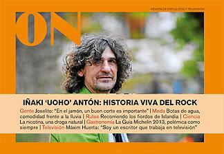 ENTREVISTA CON IÑAKI UOHO ANTON