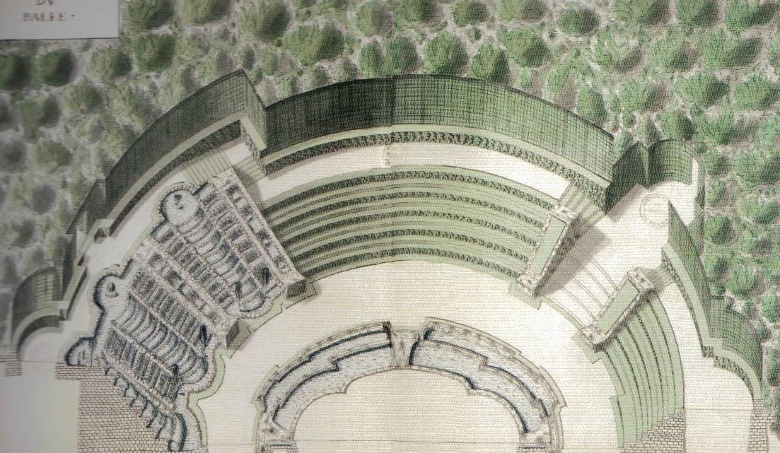 Ch teau de versailles la salle de bal for Exposition jardin versailles 2015