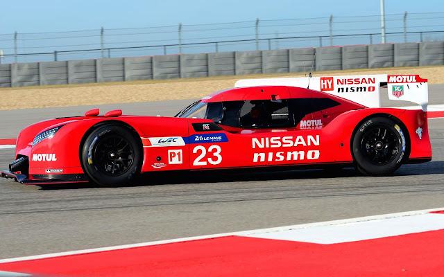 Nissan GT-R Nismo LM
