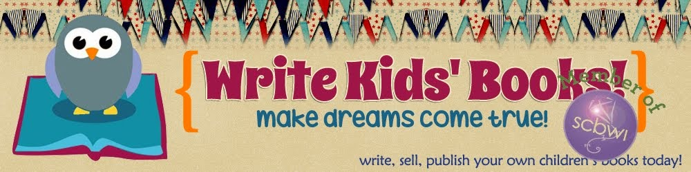 Write Kids' Books!