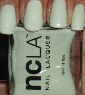 NOTD: NCLA AM: Beauty Sleep, PM: Shopping Spree