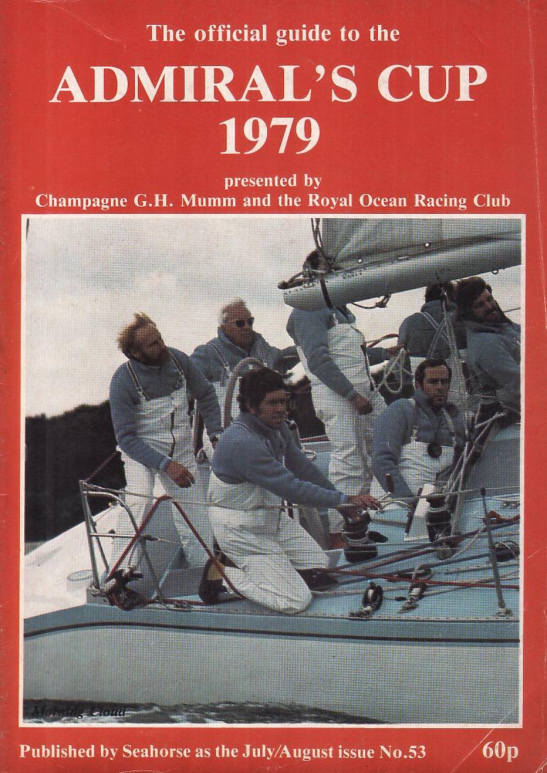 RB Sailing Admirals Cup 1979