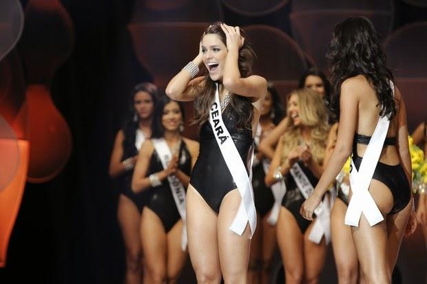Mlle Brésil 2014, Melissa Gurgel