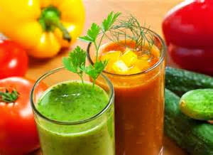 Getting in healthy foods in new and flavorful way with juicing