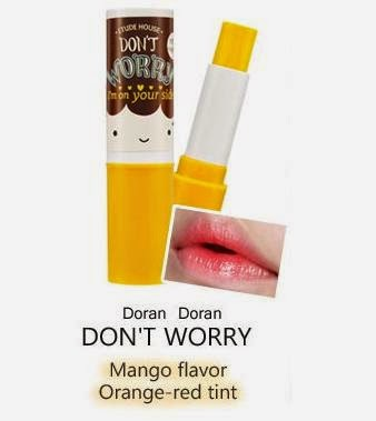Jual Etude House Don't Worry Happy Change Lip Balm #02