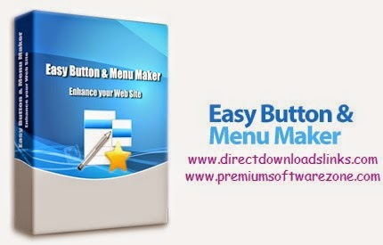 Easy Button and Menu Maker