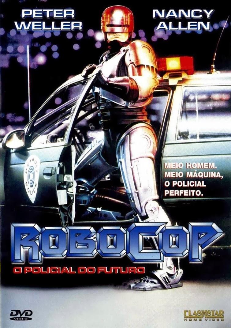 Robocop: O Policial do Futuro – Dublado (1987)