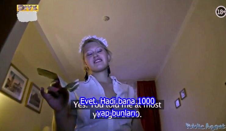Olgun Yenge Üvey Yeğenine Dayanamıyor Türkçe Altyazılı