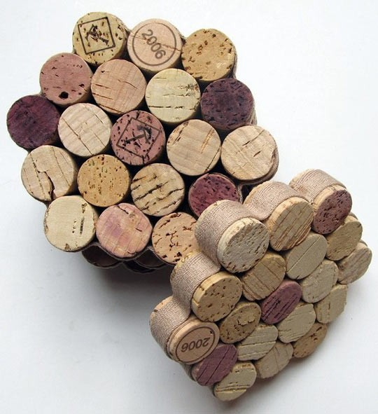 Eat pray craft befit for Cork coasters for crafts