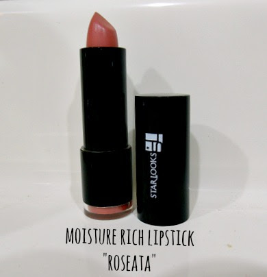 starlooks moisture rich lipstick