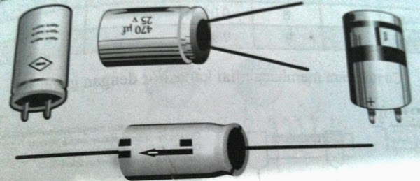 Kapasitor Elektrolit