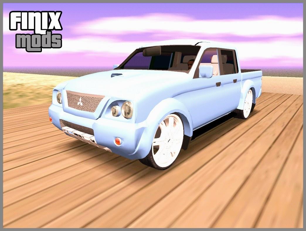 Mitsubishi L200 Sport Na Fixa