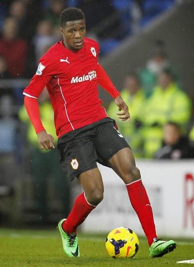 Wilfried Zaha Man Utd Midfielder profile