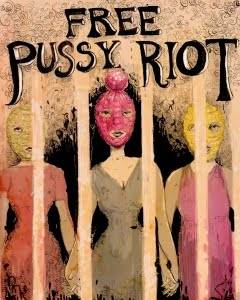 Free Pussy Riot!