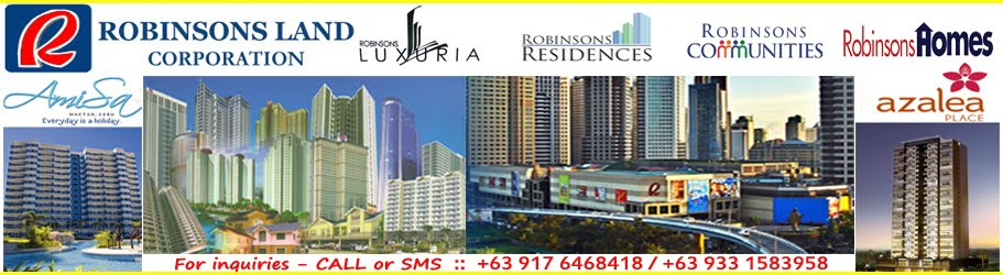Robinsons Land Premier Properties in the Philippines|News and Updates