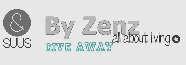 Give away &Suus-By Zenz