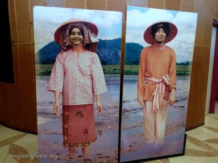 Muzium Padi, Alor Setar,Tempat Menarik di Kedah