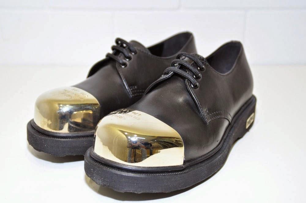 scarpe punta ferro