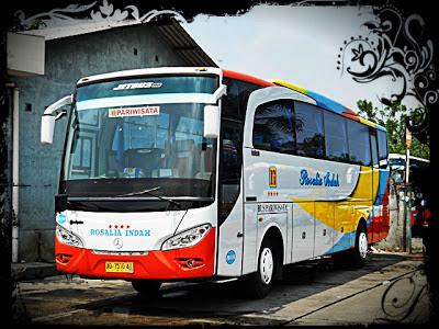 Jetbus HD Rosalia Indah Adiputro