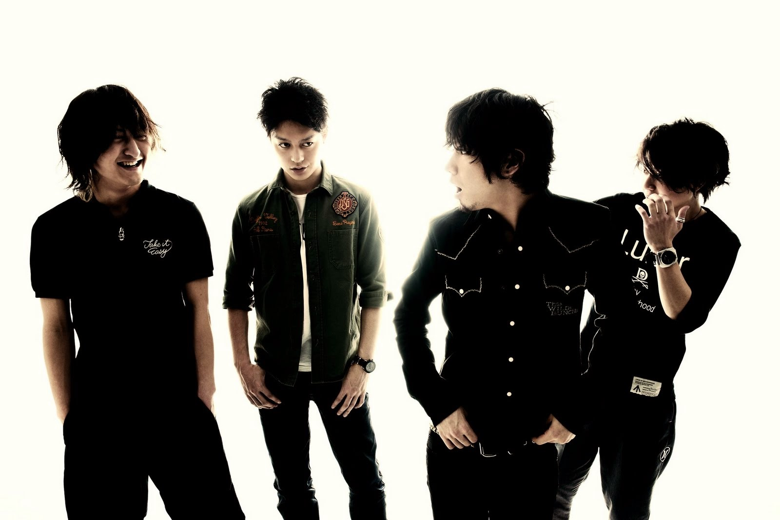 ONE OK ROCK COMES TO ROCK THE ANAHEIM HOUSE OF BLUES FOR THE FIRST TIME THIS OCTOBER