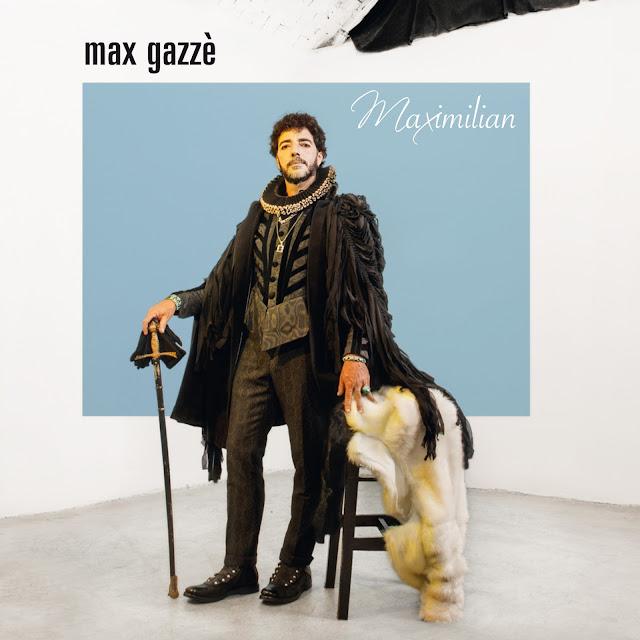 Max Gazzè - Maximilian - album 2015