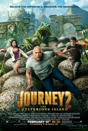 Hòn Đảo Huyền Bí - Journey 2: The Mysterious Island (2012)
