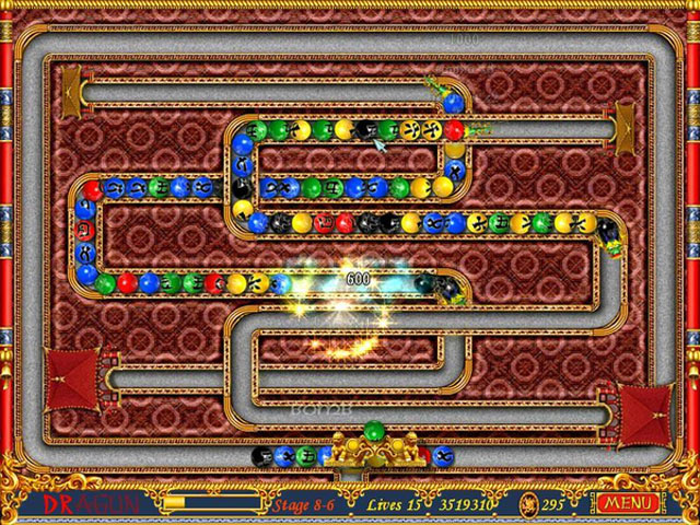Dragon Bubbles PC Games Full Version Screenshot - http://jembersantri.blogspot.com