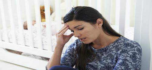 O que é depressão pós-parto