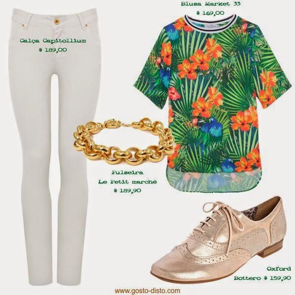 Estampa tropical