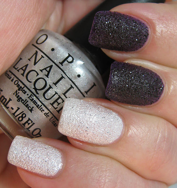 OPI Bond Girls Liquid Sand Solitaire Vesper