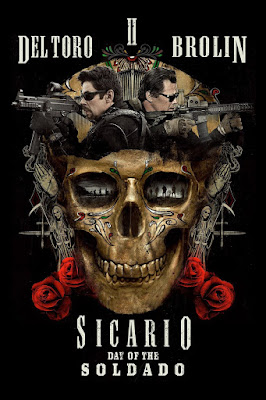 Sicario Day of the Soldado 2018 Eng WEB-DL 480p 350Mb ESub x264
