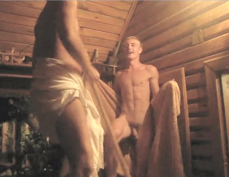 Big brother 2011 finland shower - 3 part 3